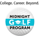 Midnight Golf Program Retina Logo