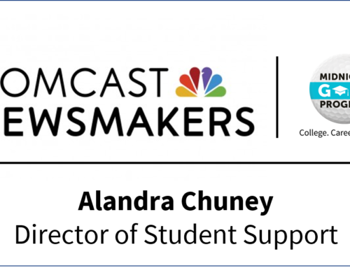 Newsmaker: Alandra Chuney