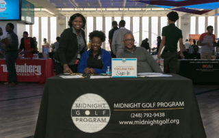 MGP College Fair at Quicken Loans Headquarters on November 9, 2019.
