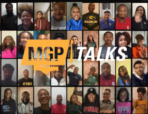 Relive the MGP Talks Virtual Event