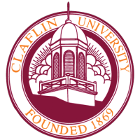 Claffin University logo